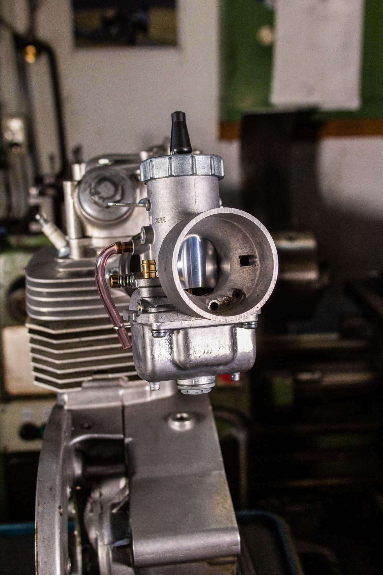 Classic Tuning Motor Detail