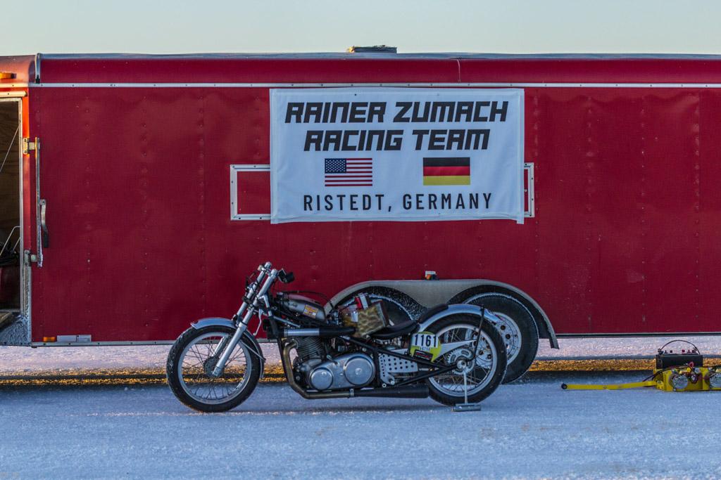 Norton Racer ©Fabian Feller