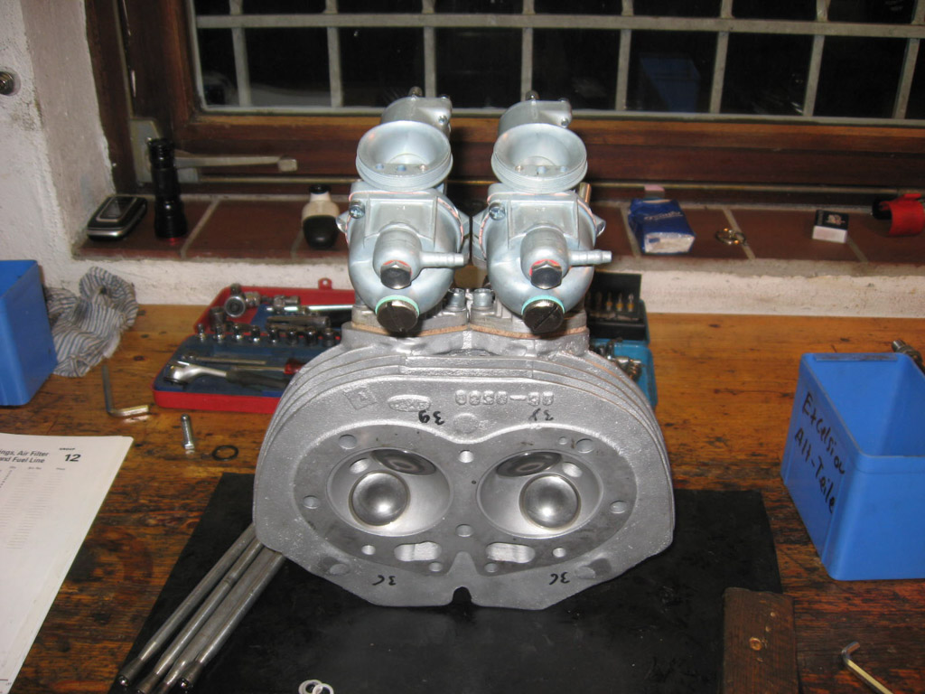 Norton Racer Motor